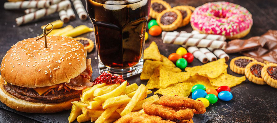 produits alimentaires américains